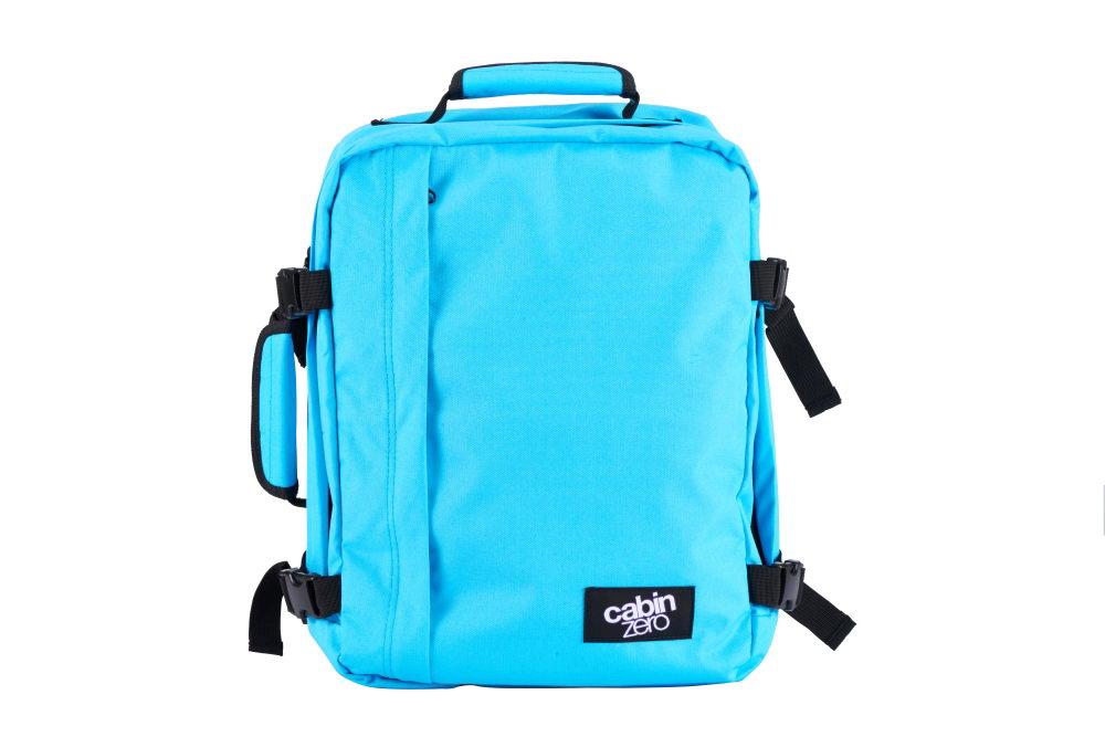 f8aebc0a8e Palubní batoh pro nízkonákladové cestování. Cabinzero Mini Ultra ...